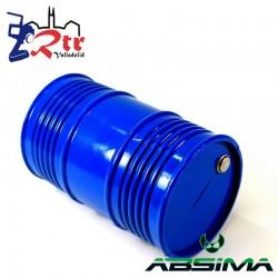 Bidón de combustible Azul (Decoración para Crawler) Absima