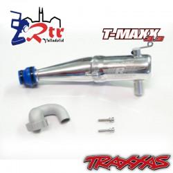 Traxxas Resonador Tubo de escape R-Pipe E-maxx TRA5487 TRA3155 TRA5246