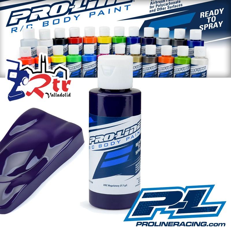 Purpura Pintura Lexan Proline 60Ml