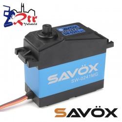 Savox SW-0241MG 1/10, 1/8 Digital High Voltage Piñoneria Metalica