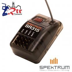Receptor Spektrum SR315 DSMR 3 Canales Receiver