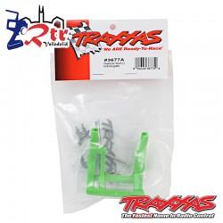 Parachoques trasero Traxxas TRA3677A Rustler bandit Monster Verde