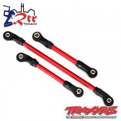 Links de Dirección Rojos TRX-4 Traxxas TRA8146