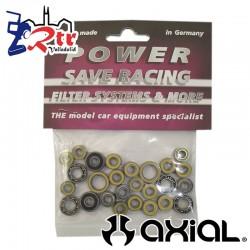 Juego completo de rodamientos Axial SCX10 2