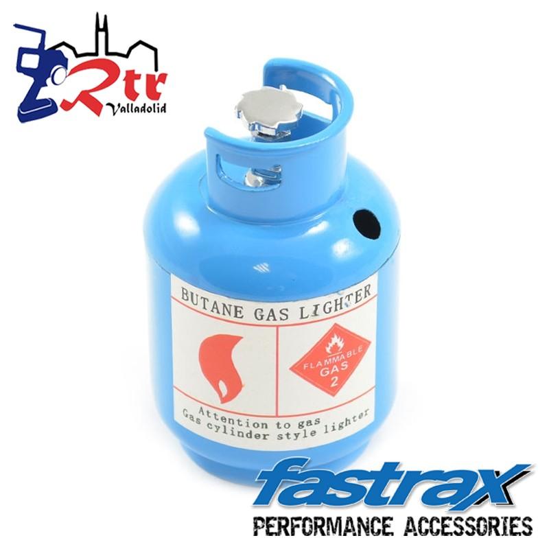 Bombona de Gas pintada Azul Metálica Fastrax