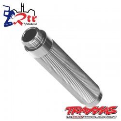 Cuerpo Amortiguadores GTS Aluminio Gris Largos TRX-4 Traxxas TRA8162