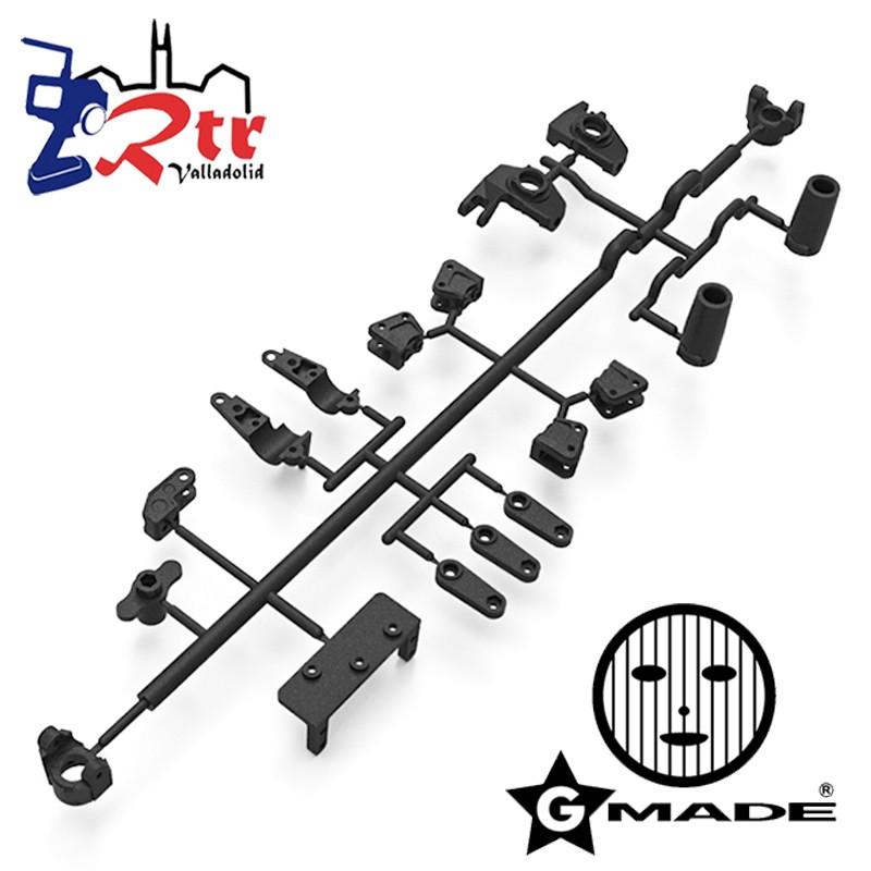 Partes del Arbol de Eje G-Made GA60 GM60019