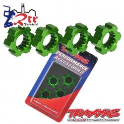 Tuercas Hexagonales Verdes 4 Und tra7756G