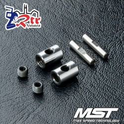 Juego de piezas de unión MST (2 piezas) MST820030