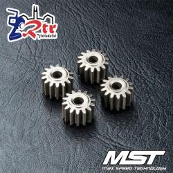 Ruedas dentadas MST B 14 dientes (4 piezas) MST310081