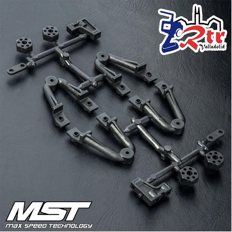 Juego de montaje de amortiguador CMX MST210566BK