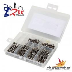 Tornilleria Inoxidable Axial SCX10-2