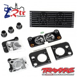 Parrilla y Luces delanteras Defender TRX-4 Traxxas TRA8013