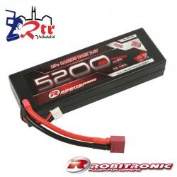Lipo Robitronic 2s 5200 Mha 40C Caja dura HardBox