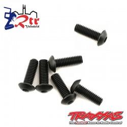 Tornillos 4x12mm 6 Unidades TRA3937