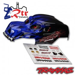 Cuerpo Traxxas Craniac, Skully , Digger 2WD Carrocería Bodyshell 1/10 TRA3633B