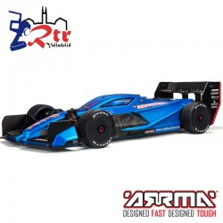 Arrma Limitless 1/8 Todos los caminos Brushless BLX185 6s RTR