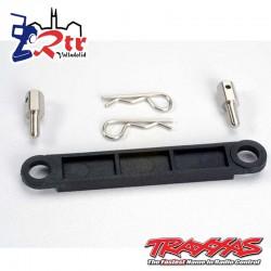 Placa de sujeción de la batería negra TRA3727