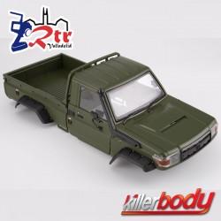 Killerbody Toyota Land Cruiser LC70 1/10 Para TRX-4 Verde...