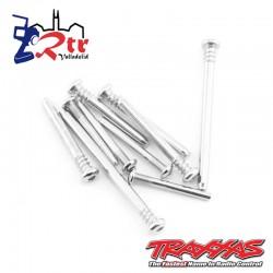 Juego de pasadores de tornillo de suspensión acero Traxxas TRA3640