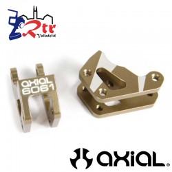 Eslabones mecanizados Aluminio AR60 Axial AX31433