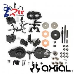 Transmisión Completa SCX10 2 Axial AXIC1439