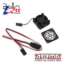 Ventilador Arrma para el Motor  ARA390289