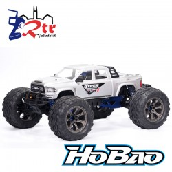 Hobao Hyper MT Plus II Monster Truck 1/7 150A 6s RT Gris