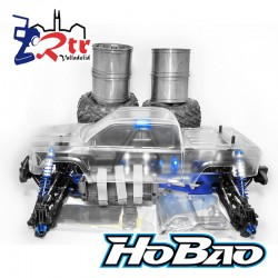 Hobao Hyper MT Plus II Monster Truck 1/7 Kit Chasis
