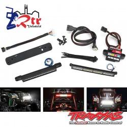 Kit de luces completo Traxxas X-maxx TRA7885