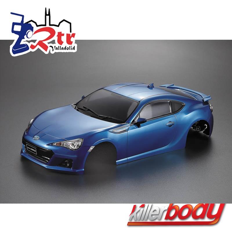 Carrocería Subaru BRZ 1/10 Pintada 195mm Azul Metalizado