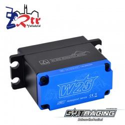 Servo Waterproft 25.0Kg W25 HV Digital High Voltage Piñoneria Metálica
