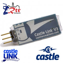 Tarjeta Programadora Castle Link V3 USB CC-011-0119-00