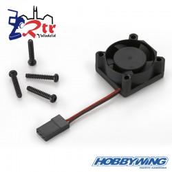 Ventilador Hobbywing Fan  25x2510, 12000rpm@6V Rodamientos