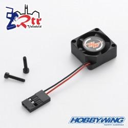 Hobbywing Fan Ventilador 20x20x8, 15000rpm@5V Rodamientos