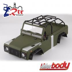 Killerbody Marauder II Militar Verde 1/10 Para TRX-4 323MM