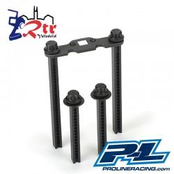 Torres delanteras y traseras para carrocería T/E-MAXX Proline PR6304-00