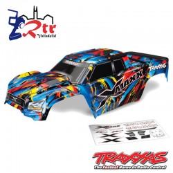 Carrocería cuerpo Pintado Rock N´Roll X-Maxx TRA7711T