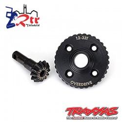 Corona y Piñon Diferencial 12/33T TRX-4 Traxxas TRA8287