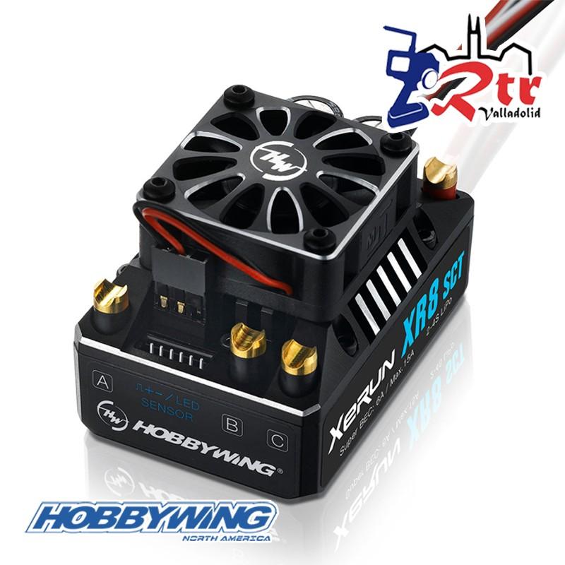 Hobbywing Xerun Combo XR8 SCT 2-4s Motor 4268-1900kV 1:8 4WD Buggy HW38020415