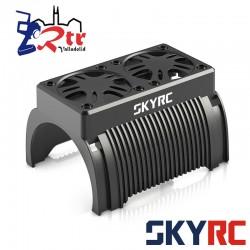 Disipador Doble con ventilador para motor 1/5 eléctrico...