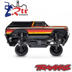 Traxxas TRX-4 4wd 1/10 Scale & Trail Crawler Ford Bronco Anaranjada