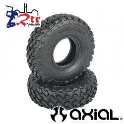 "Ruedas 1/10 Crawler 1.9"" Axial Falken Wildpeak M/T"