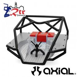 Caja de Barras Cama plana Roll Cage Axial Sin pintar AX80046
