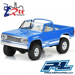 Proline 1977 Dodge Ramcharger Cuerpo Transparente PR3434-00