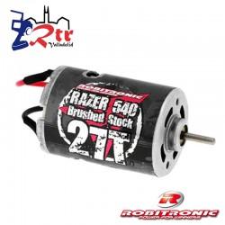 Motor Eléctrico 27t Razer 540 Robitronic