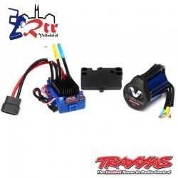 Velineon VXL-3S Brushless Power Combo, waterproof Traxxas TRA3350R