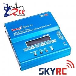 Cargador Lipo Balanceador SkyRC B6AC V2 LiPo 1-6s 5A 50W