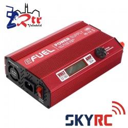 Fuente de alimentación SkyRC eFuel 30A 12-18 Volt LCD Display