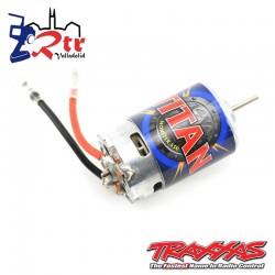 Motor 1/10 Escobillas 550 14V Traxxas Titan 21t TRA3975